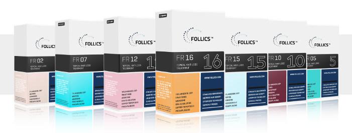 フォリックス(Follics)7種類比較一覧