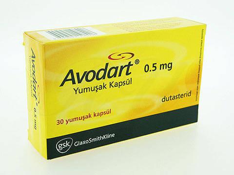 アボダート(Avodart)0.5mgの生え際への効果は?偽物ある?ミノキシジルと併用は?デュタステリドに初期脱毛ある?